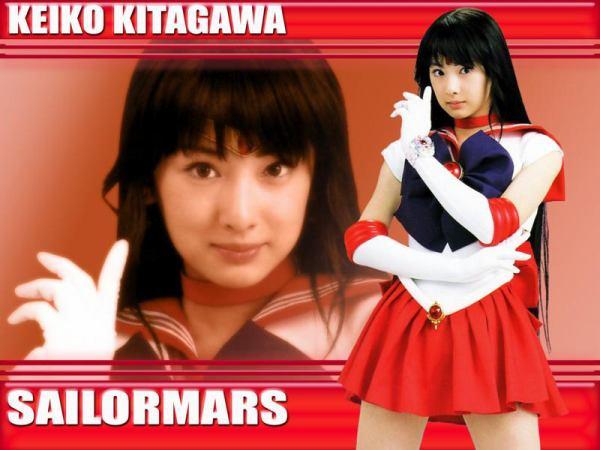 【画像】北川景子のセーラームーンが可愛すぎ!メンバーとの仲良し秘話も!