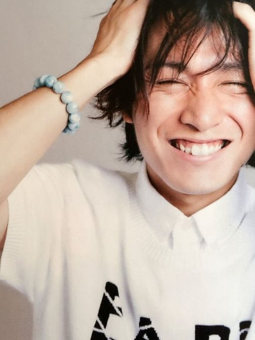 安田章大の最新のかっこいい髪型...